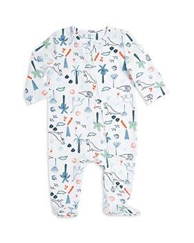 Aden and Anais - Unisex Dinosaur Print Footie - Baby