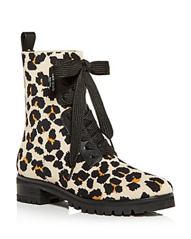 kate spade new york - Women's Merigue Knit Combat Boots