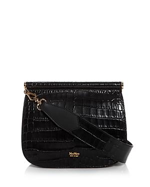 Max Mara Leather Crossbody-Handbags