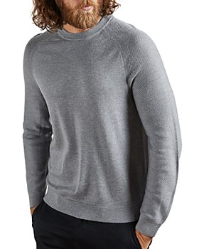 Ted Baker - Textured Crewneck Sweatshirt