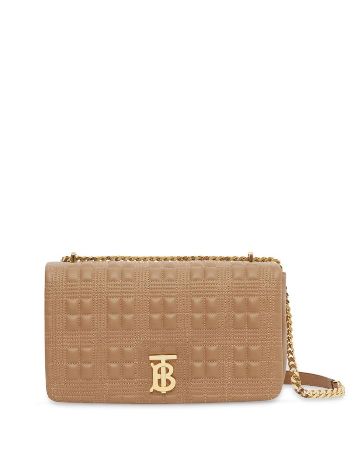 Burberry Lola Medium Quilted Leather Bag  | Bloomingdale's