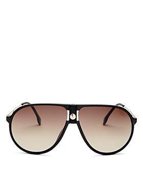 Carrera - Men's Brow Bar Aviator Sunglasses, 59mm