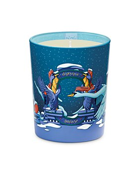 diptyque - Amber Feather Holiday Candle 2.5 oz.