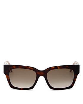 Jimmy Choo - Women's Square Sunglasses, 52mm