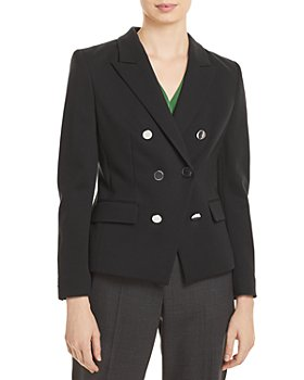 BOSS - Double Breasted Button Blazer