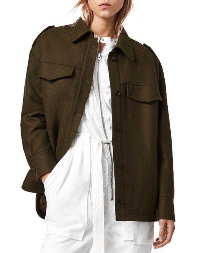 ALLSAINTS - Emery Utility Jacket