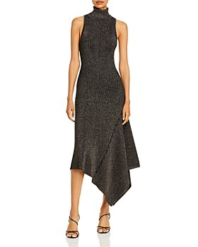A.L.C. - Parker Asymmetric A Line Dress
