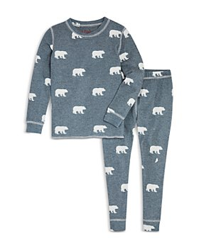 PJ Salvage - Unisex Snug Fit Bear Pajamas