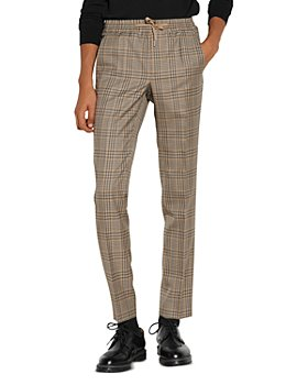 Sandro - New Alpha Checked Pants