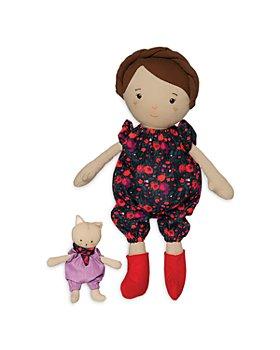Manhattan Toy - Playdate Friends Freddie Soft Doll - Ages 0+