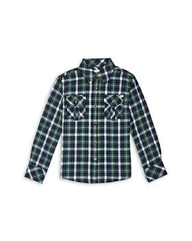 Appaman - Boys' Plaid Flannel Shirt - Big Kid