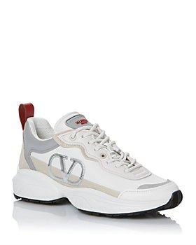 Valentino Garavani - Women's Shegoes Lace Up Low Top Sneakers