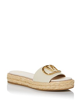 Valentino Garavani - Women's Slip On Espadrille Sandals