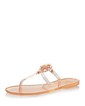 Tory Burch - Women's Mini Miller Logo Flip Flops