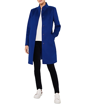 Mandy Funnel Neck Coat