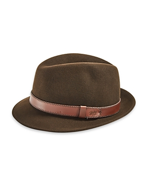 Bailey of Hollywood Perry Center Dent Hat-Men