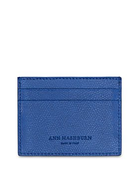 Ann Mashburn - Leather Cardholder