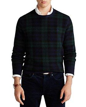Polo Ralph Lauren - Merino Wool Black Watch Tartan Sweater