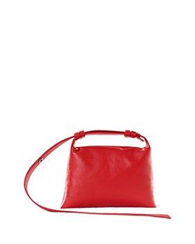 SIMON MILLER - Mini Puffin Leather Shoulder Bag