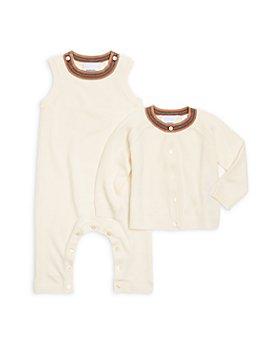 Burberry - Boys' Mini Kimmy Romper & Cardigan Set - Baby