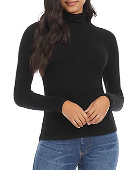 Karen Kane - Ribbed Turtleneck