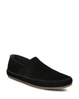 Vince - Men's Atlee Shearling Sock Slip On Shoes