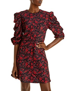 See by Chloé - Printed A Line Dress