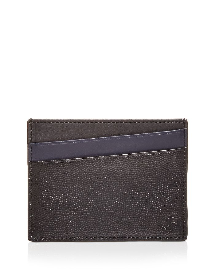 WANT Les Essentiels - Bransons Color Block Leather Card Case
