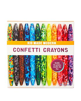 Kid Made Modern - Confetti Crayons - Ages 3+
