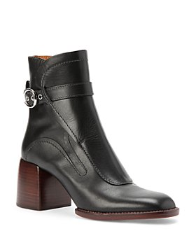 Chloé - Women's Gaile High Heel Ankle Boots