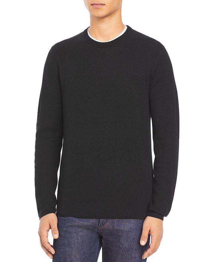 Theory - Arnaud Erhart Wool Crew Neck Sweater