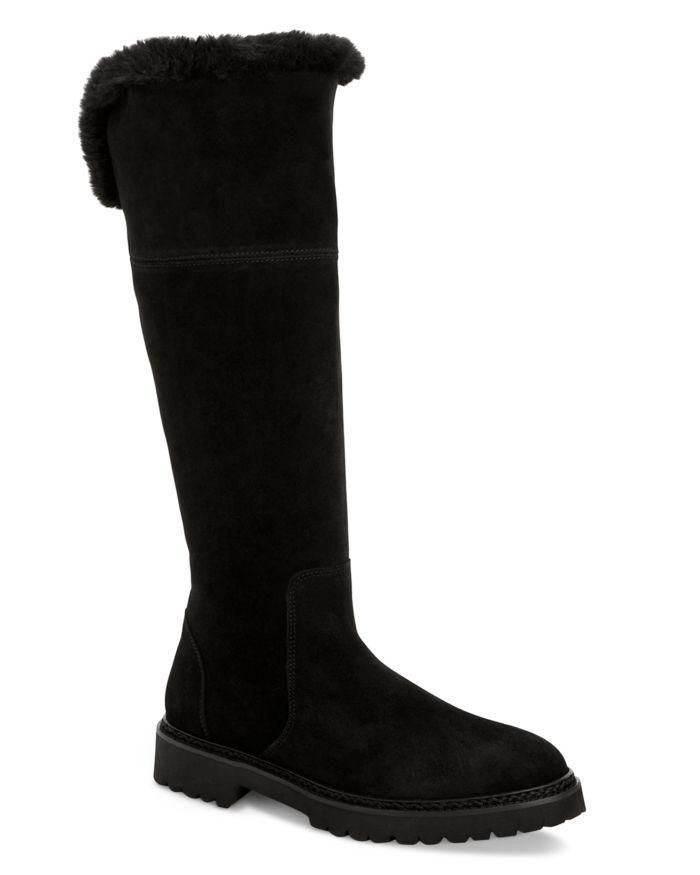 Aquatalia Women's Marla Weatherproof Tall Boots  | Bloomingdale's