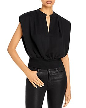 3.1 Phillip Lim - Sleeveless French Terry Top