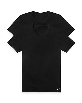 Nike - Luxe Slim Fit Crewneck Undershirt, Pack of 2