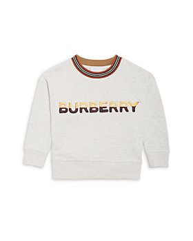 Burberry - Boys' Shortbread Logo Sweatshirt - Little Kid, Big Kid