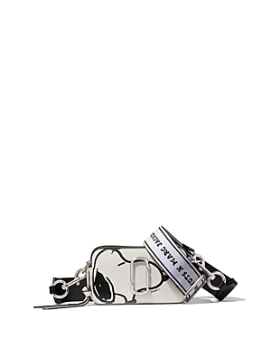 Marc Jacobs Snapshot Leather Crossbody