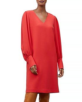 Lafayette 148 New York - Lenore Blouson Sleeve Dress