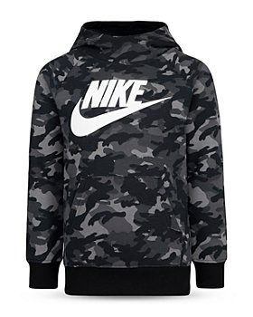 Nike - Boys' Camo Logo Hoodie - Little Kid