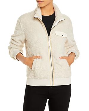 Rails Austin Sherpa Sweatshirt Jacket-Women