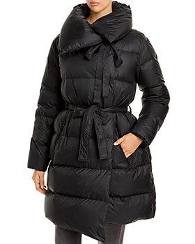Bacon - Wrap Puffer Coat