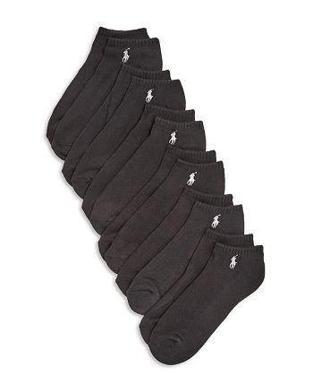 Polo Ralph Lauren - Rib Cuff Low Cut Socks