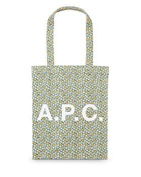A.P.C. - Lou Canvas Tote