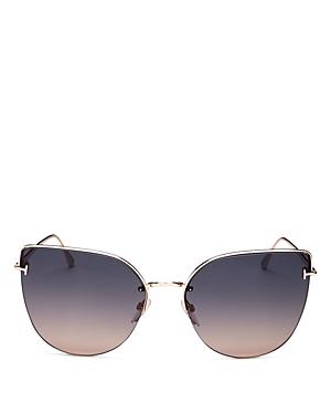 Tom Ford Women\\\'s Cat Eye Sunglasses, 60mm-Jewelry & Accessories
