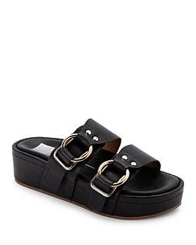 Dolce Vita - Women's Cici Slip On Platform Sandals