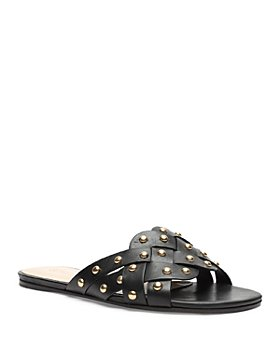 SCHUTZ - Women's Betisa Studded Slide Sandals
