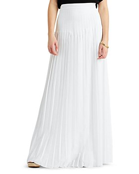 Ralph Lauren - Pleated Maxi Skirt