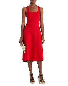 Ralph Lauren - Sleeveless Fit and Flare Dress