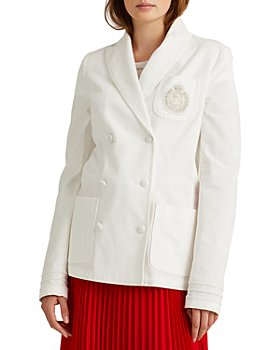 Ralph Lauren - Nautical Blazer