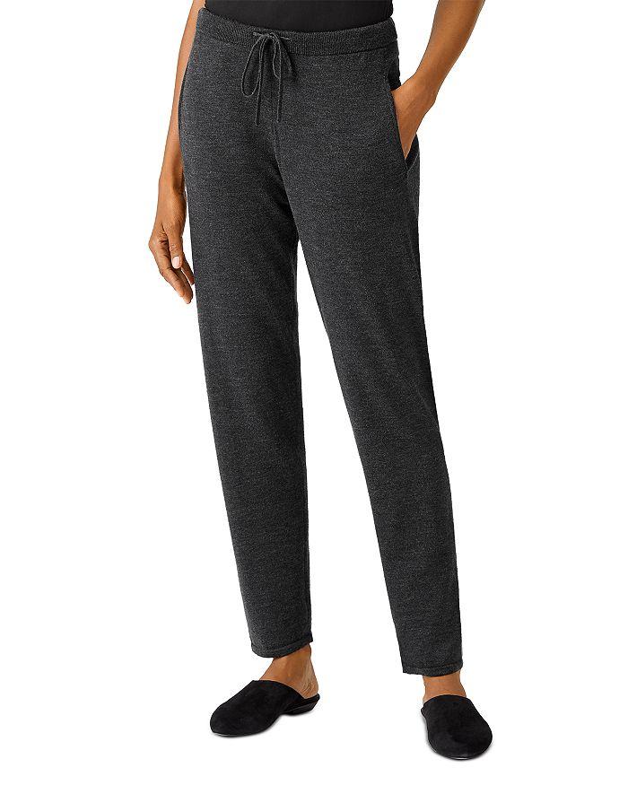Eileen Fisher - Merino Wool Jogger Pants