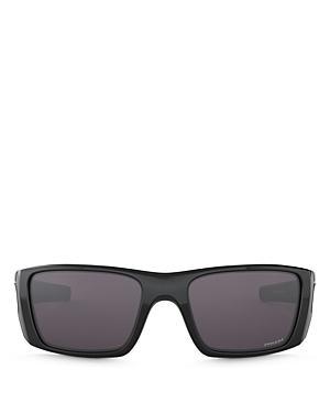 Oakley Men\\\'s Fuel Cell Rectangular Sunglasses, 60mm-Jewelry & Accessories
